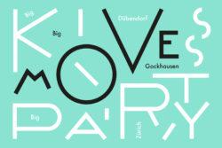 Bureau_Display_Graphic_Design_Grafik_Visual_Communication_Lucerne_Zurich_Kiss_Move_Party_2
